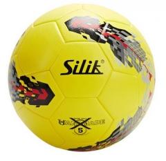 斯力克/Silik 足球 青少年标准足球 贴缝耐磨PU皮 一体内胆 204 5号成人 颗粒贴皮足球J 5个/组  货号016.LG3094