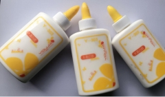 现货隔日达 优佳 白乳胶 儿童手工劳动DIY美工模型胶  10瓶/盒  货号016.LG3132