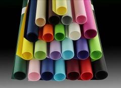 现货隔日达 彩色平面卡纸,手工折纸 160g   长110*80  10张/组 货号016.LG3194
