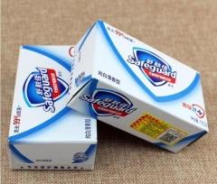 现货隔日达 舒肤佳香皂抑菌清洁纯白清香型115g 10块/组 货号016.LG3157