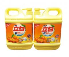 现货隔日达  立白洗洁精新金桔1.29kg 10瓶/箱货号016. LG3214