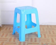 塑料凳子 家用 加厚成人方凳 板凳 10个/组 货号099.C0160