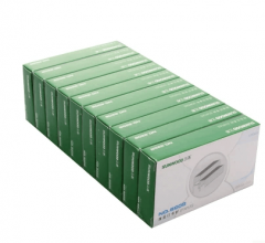 三木订书针8208 23/8办公用品加重厚层大型订书钉订50页20盒/组 货号099.C026