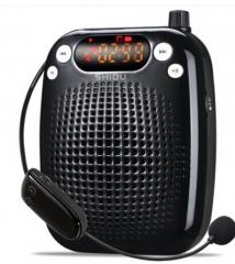 现货隔日达  十度(ShiDu)SD-S611 无线便携扩音器 小蜜蜂大功率喊话器 小音箱 货号016.LG3365