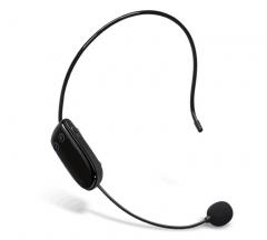 现货隔日达 十度(ShiDu)U3 无线麦克风 头戴式麦克风话筒小蜜蜂无线扩音器话筒 货号016.LG3369