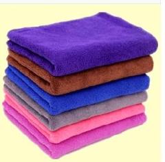 现货隔日达   保洁不掉毛毛巾 35*75  10条/包 货号016.LG3382
