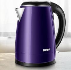 现货隔日达 苏泊尔电热水壶304不锈钢壶 货号016.LG3504