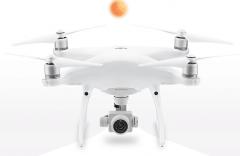 大疆精灵 Phantom4 Pro四向避障4K高清航拍无人机  包括2块电池 货号016.LG3509