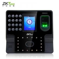 现货 次日达 中控ZKTeco IFace102  指纹 人脸考勤机 货号015.L2