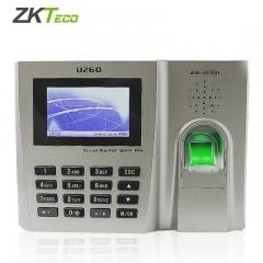 现货 次日达 中控ZKTeco U260 指纹考勤机 货号015.L4