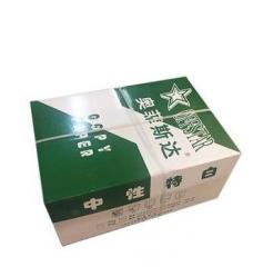 奥菲斯达打印纸复印纸A4-70G-白色-500张/包-8包/箱-10箱/组  货号100.XH412