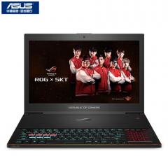 华硕 玩家国度GX501VSK GTX1070 Max-Q 15.6英寸游戏笔记本电脑 货号888.ZBLS002