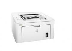 (hp)惠普M203DW 黑白激光打印机自动双面无线打印机家用办公WIFI打印 货号888.Yaj