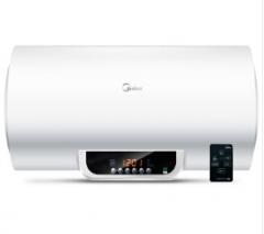 美的(Midea)60升双管速热 一级能效 电热水器 F60-21WB1(E)(遥控) 含安装 货号:888.ZL49