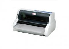 现货隔日达 OKI MICROLINE 7000F+ 针式打印机 货号888.LRD