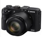 佳能 PowerShot G3X 数码照相机 黑色 货号:888.ZL62