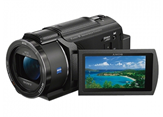 索尼(SONY) 4K摄像机 FDR-AX40 货号:888.ZL63