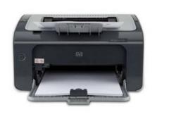现货隔日达   惠普 LaserJet Pro P1106激光打印机 含三年保修  货号888.LXT