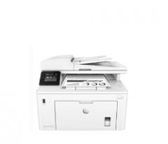 惠普M227fdw A4黑白激光多功能打印复印扫描传真打印机一体机 货号:100.ZL66