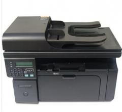 惠普(HP)LaserJet Pro M1219nf 多功能激光一体机 (打印 复印 扫描 传真)货号:888.ZL68