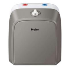 海尔电热水器小厨宝 ES6.6FU 6.6L 300*230*330mm 白+灰 货号888