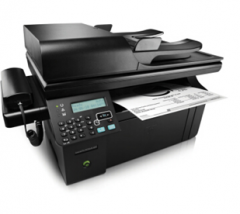 惠普(HP) LaserJet Pro M1216nfh 黑白多功能激光一体机 货号888.Chy(hzx)32