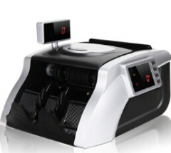 得力3908智能语音报警点钞机支持混点 验钞机 货号:888.ZL131