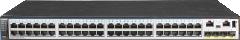 华为S5720-52X-EI-AC交换机(含3个千兆单模,1个千兆多模) 货号:888.ZL