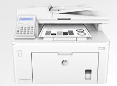 惠普HP LASERJET PRO MFP M227FDN 多功能一体机 货号:888.ZL
