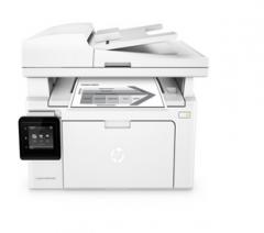 惠普(HP)LaserJet Pro MFP M132fw黑白激光打印复印扫描传真货号888.Chy(hzx)41