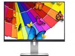 戴尔(DELL) U2415 24英寸16:10屏幕比例旋转升降超窄边IPS屏显示器 货号:888.ZL