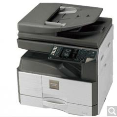 夏普AR-2048N黑白数码复合机 输稿器/网络双面打印/扫描彩色 单纸盒货号888.AiLX
