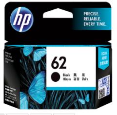 惠普打印机墨盒 62 适用机型:HPOJ 200/258 移动打印机颜色:彩色 货号888.C(lg)25