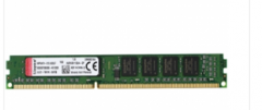 金士顿 DDR3 1600 内存条 4G 台式机内存货号888.LS