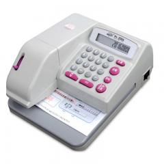 惠朗(huilang)HL-2006自动支票打字机支票打印机 货号888.WJ2002