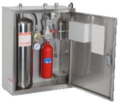 厨房设备自动灭火装置  厨房灭火系统  灶台喷淋系统CMJS9-1-SD货号888.JM5
