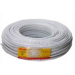 电线电缆 4平方电线三芯护套线(50米一组) 货号888.JQ8001