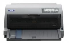 现货隔日达 爱普生 LQ-690K 平推式针式打印机 货号:888.ZL