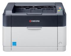京瓷(kyocera) FS-1040 A4黑白激光打印机 标配 货号888.JY631