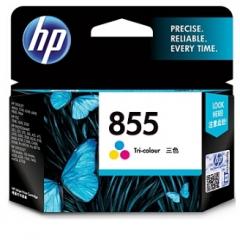 惠普 HP 墨盒 C8766ZZ 855号 (彩色)