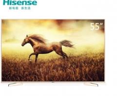 海信 LED55M5000UD 55英寸4K智能 液晶电视 货号:888.ZL
