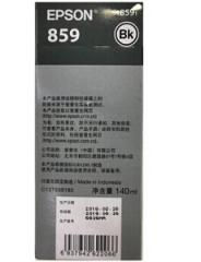 爱普生(EPSON)T8591 黑色墨水瓶 (适用M105/M205/L605/L655/L1455)货号888.LS11