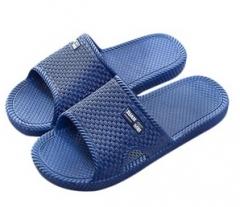 浴室地板拖 居家拖鞋男士 蓝色 42码货号888.LS50