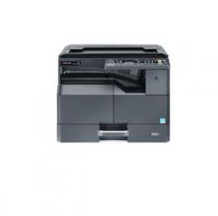 京瓷 黑白多功能数码复印机 TASKalfa 2211 官方标配 单纸盒+盖板 黑色(复印/打印/扫描)货号888.Ai390