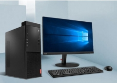 联想启天M410-D027 i5-6500/4G/1T/1G/RAMBO 配19.5寸宽屏显示器 货号:888.ZL