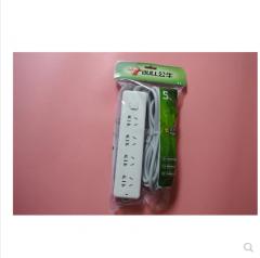 公牛4插位插座GN-410四孔接线板5米插排  货号888.CH2068