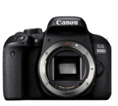 佳能(Canon)EOS 800D 单反套机( EF-S 18-135mm f/3.5-5.6 IS STM)  货号:888.ZL