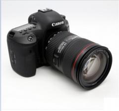 佳能(canon)全画幅数码单反相机 5D4/EOS 5D Mark IV  佳能(Canon)EF 24-105mm f/4L IS II USM 变焦镜头套机货号:888.ZL