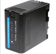 沣标(FB) BP-U60 U90摄像机电池充电器索尼EX280 EX260 X160电池 货号:888.ZL