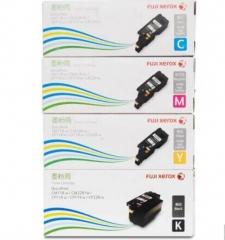富士施乐(Fuji Xerox)CP119w/118w/228w,CM118w/228fw黑彩四色高容量墨粉筒套装,粉盒,碳粉,耗材货号:888.ZL